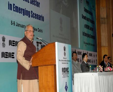 The Union Minister for Micro, Small and Medium Enterprises