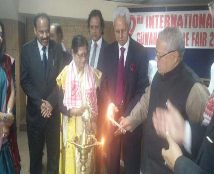 Sh. Kalraj Mishra Inaugurated 22nd International Trade Fair IGTF-2015