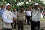 Shramdan by Seniour Officer for Swachchta in Bal Sahyog Kendra, New Delhi