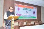 Swachhta Pledge being administered by Director, ni-msme