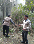 Glimpse of Cleaning Drive Activities on 04/12/2017